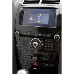 2017 Peugeot NaviDrive WIP Com (RT4/RT5) Navigation update map Disc