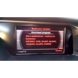2019 Audi MMI 3G Basic Navigation Map DVD Sat Nav Disc Update