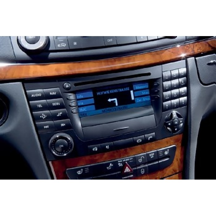 mercedes ntg1 audio 50 aps navigation sat nav map update. Black Bedroom Furniture Sets. Home Design Ideas