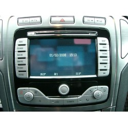 Ford NX Navigation Map DVD 2018 Sat Nav Disc Update