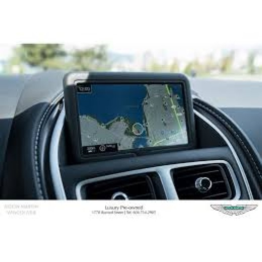 2018 Aston Martin Navigation SD Card Sat Nav Map Europe Update