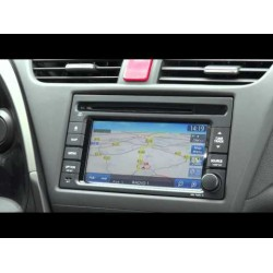 Honda SD Card Navigation Europe 2018