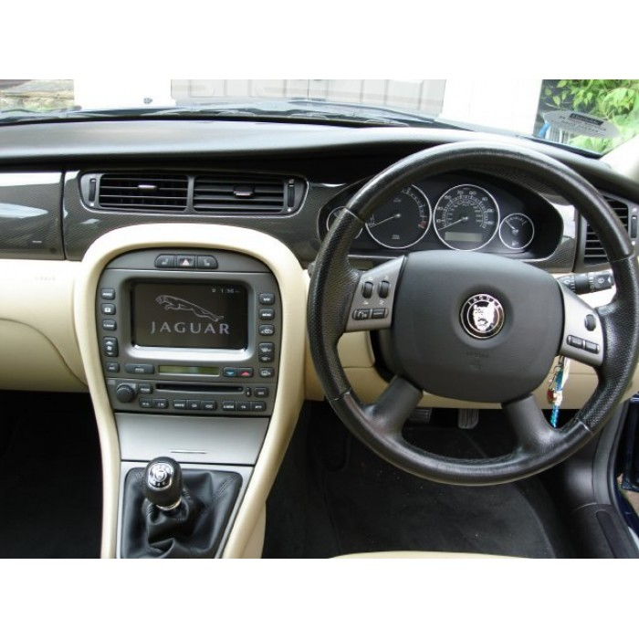 2003 Jaguar X Type Interior: 2012 JAGUAR X TYPE, S TYPE, XJ TYPE EUROPE DVD SAT NAV