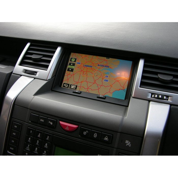 2018 Land Rover Range DENSO Navigation Map DVD Sat Nav