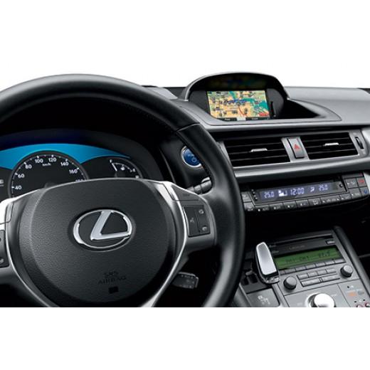 Lexus CT MoveON SD Card  Navigation 2020