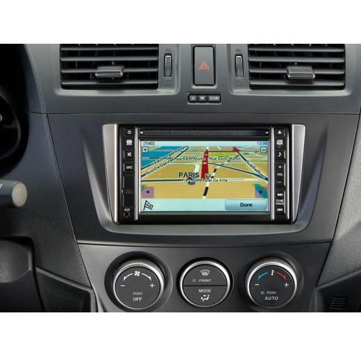 Mazda AVN1 NVA-SD8110 sd card Europe + Turkey