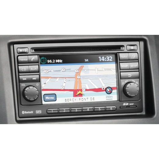 NISSAN CONNECT 1 NAVIGATION SD CARD V8 2018 SAT NAV SD CARD MAP UPDATE