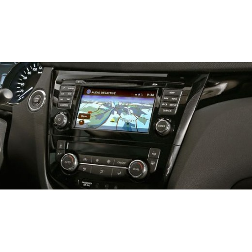 NISSAN CONNECT 3 NAVIGATION SD CARD V3 2017-2018 SAT NAV SD CARD MAP UPDATE