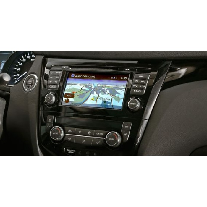 NISSAN CONNECT 3 NAVIGATION SD CARD V3 2017-2018 SAT NAV ...