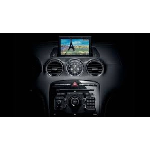 2018 Peugeot Navigation RT6 System WipNav+ sat nav map update