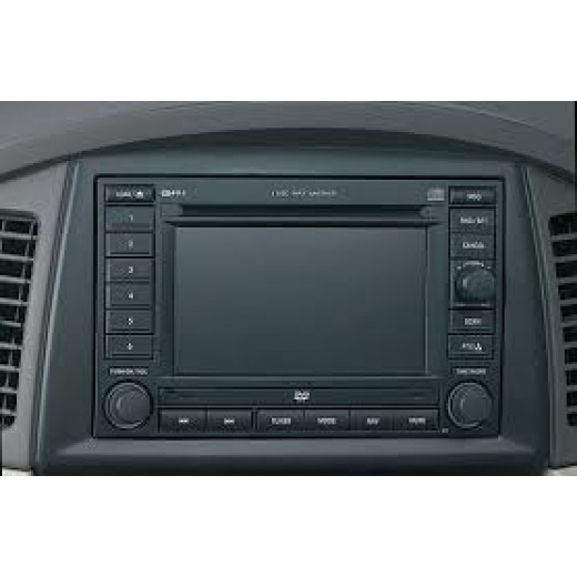 2012 DODGE REJ NAVIGATION SAT NAV MAP UPDATE DISC DVD