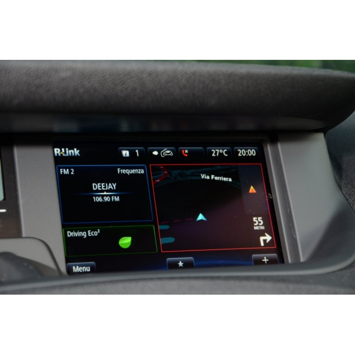 2018 renault r link tom tom navigation sd card sat nav map update. Black Bedroom Furniture Sets. Home Design Ideas