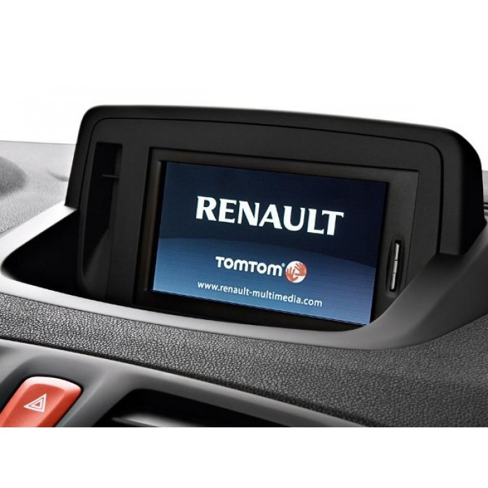 2018 renault tom tom navigation sd card sat nav map update. Black Bedroom Furniture Sets. Home Design Ideas