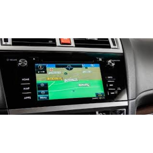 2018-2019 SUBARU NAVIGATION MICRO SD CARD GEN2 SAT NAV MAP EUROPE