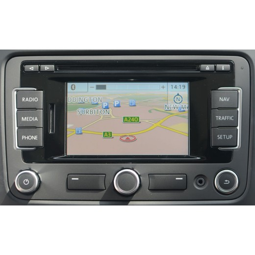 2018 Volkswagen RNS 315 SD Card Navigation Map V9 AZ SAT NAV MAP UPDATE