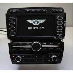2015 Bentley Navigation sat nav update disc Europe CD