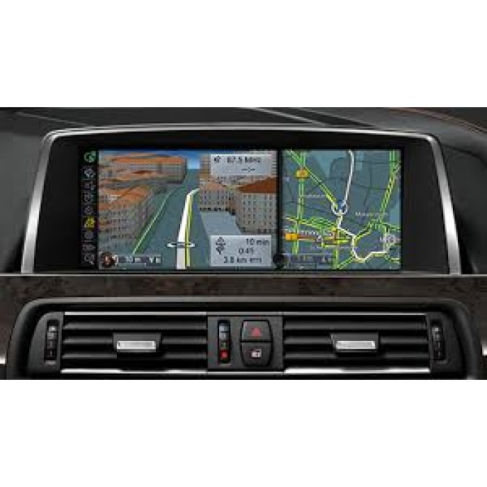 2018 bmw professional navigation sat nav map update disc