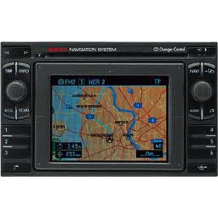 2014 Seat MFD2 Navigation TravelPilot DX Sat Nav Update Disc CD