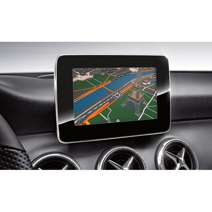 Mercedes Benz Garmin Map Pilot 2018-2019 Navigation SD ...