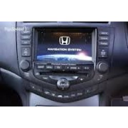2012 Honda V2.11 navigation sat nav map DVD disc non voice recognition system