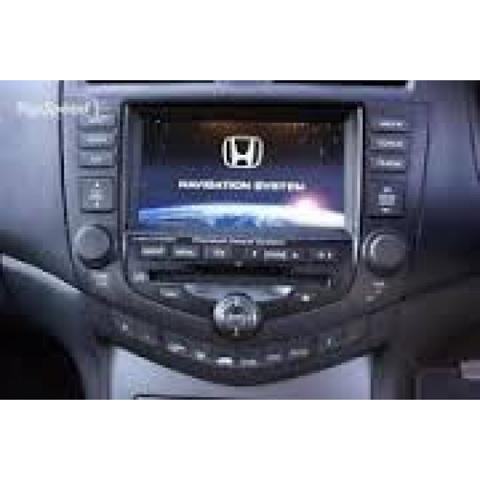 2012 Honda V2 11 Navigation Sat Nav Map Dvd Disc Non Voice