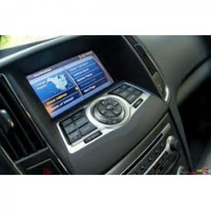 2013 Nissan Navigation Connect Premium X9 Europe SAT NAV