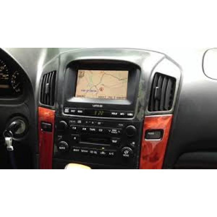 2018 Lexus Navigation DVD E1G generation 3-5 disc TNS600/700 Sat Nav Map  Update