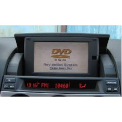 MAZDA SDAL NAVIGATION SAT NAV MAP UPDATE DISC