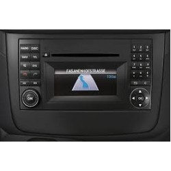 MERCEDES NTG2 NAVIGATION AUDIO 50 APS SAT NAV MAP UPDATE DISC 2016