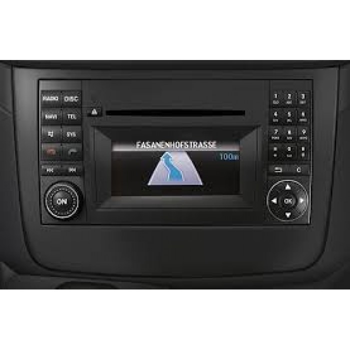 mercedes ntg2 navigation audio 50 aps sat nav map update disc 2016. Black Bedroom Furniture Sets. Home Design Ideas