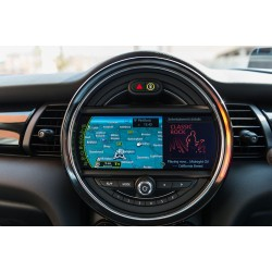2018 Mini Cooper Professional  sat nav DVD disc  Europe update