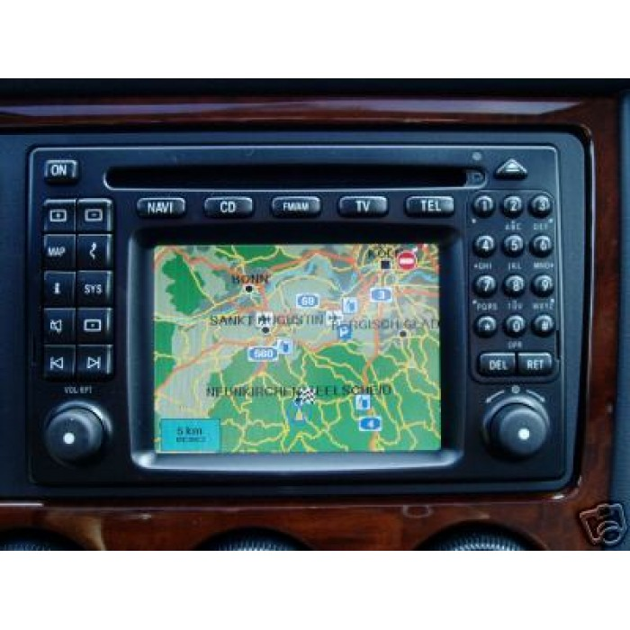 2014 Mercedes Dx Navigation Map Sat Nav Update Cd