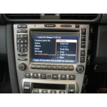 2011 Porsche PCM1 navigation sat nav map update disc
