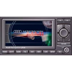 2018 AUDI RNS-E NAVIGATION SAT NAV MAP UPDATE DVD DISC