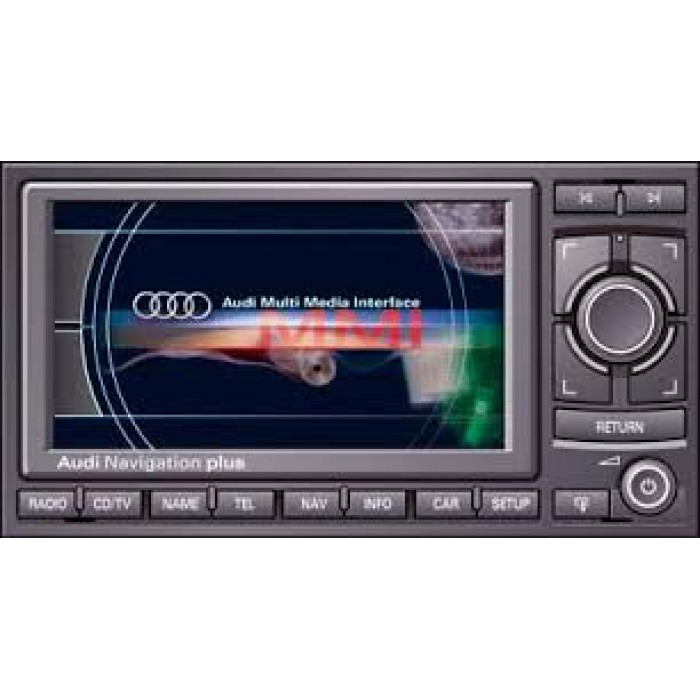 AUDI RNSE NAVIGATION SAT NAV MAP UPDATE DISC Speedcam Edition - Audi rns e