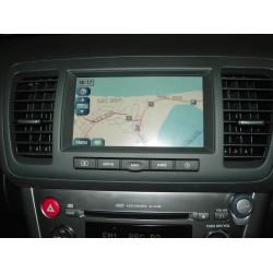 2018 Subaru CORE 1 Navigation sat nav update map disc