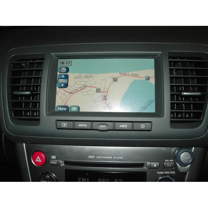 Subaru Navigation Dvd European Edition V2017 2017 Kenwood