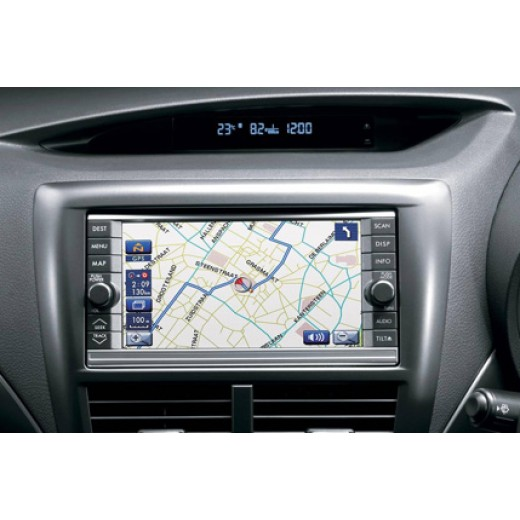2019 Subaru Navigation CORE 2 Ver 11 sat nav DVD update map disc
